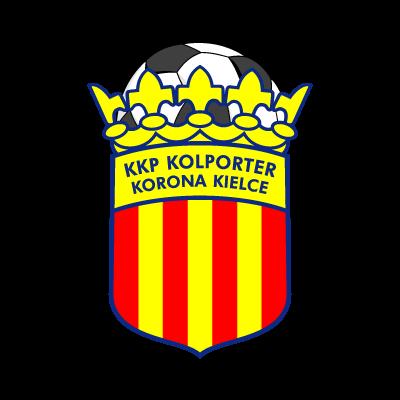 KKP Korona Kielce (2007) logo vector logo