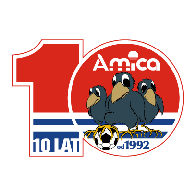 KS Amica Wronki (1992) logo vector logo
