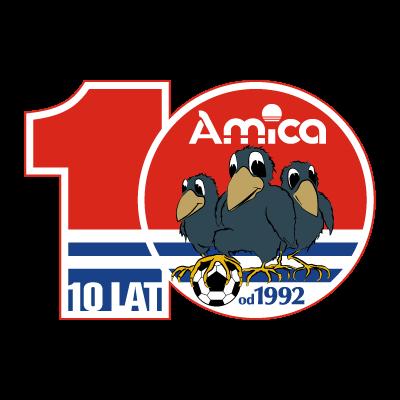 KS Amica Wronki (1992) logo vector logo