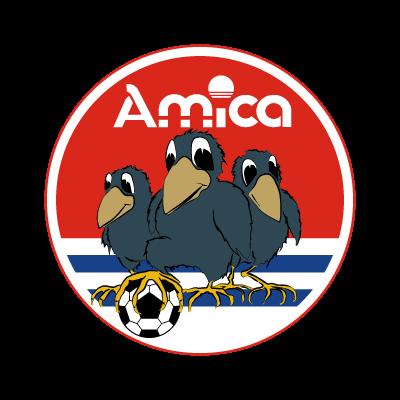 KS Amica Wronki (2007) logo vector logo