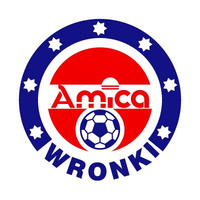 KS Amica Wronki logo vector logo
