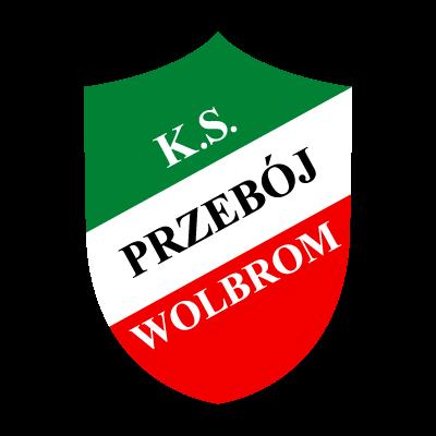 KS Przeboj Wolbrom logo vector logo
