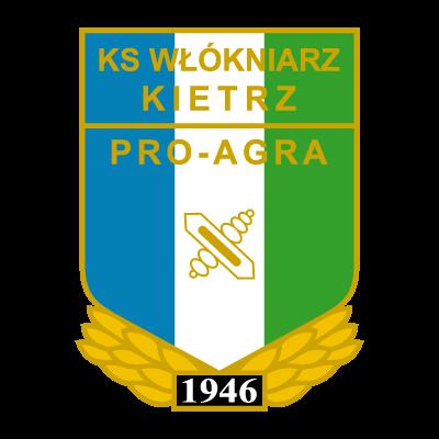 KS Wlokniarz Pro-Agra Kietrz (1946) logo vector logo