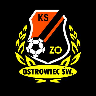KSZO Ostrowiec Swietokrzyski logo vector logo