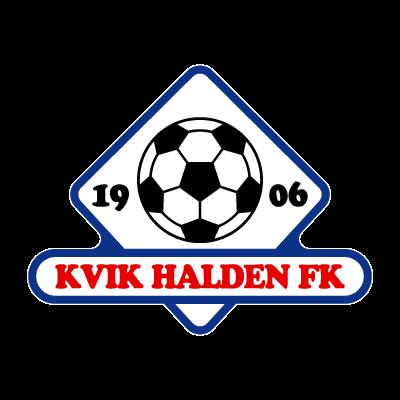 Kvik Halden FK logo vector logo
