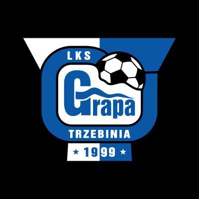 LKS Grapa Trzebinia logo vector logo