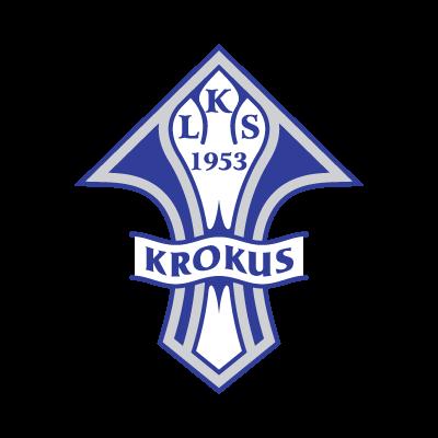 LKS Krokus Przyszowa logo vector logo