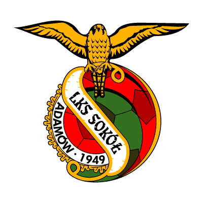 LKS Sokol Adamow logo vector logo