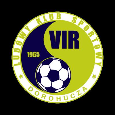 LKS Vir Dorohucza logo vector logo