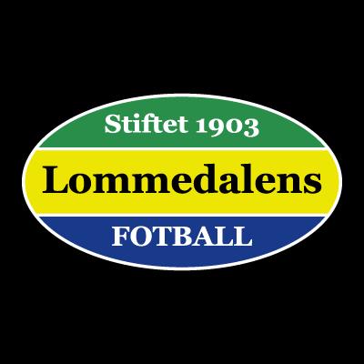 Lommedalen IL logo vector logo