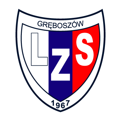 LZS Burza Greboszow logo vector logo