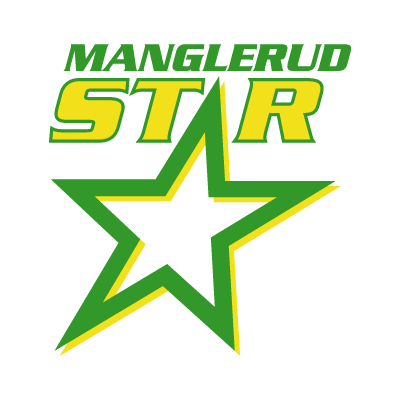 Manglerud Star (Old) logo vector logo