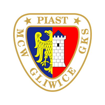MC-W GKS Piast Gliwice logo vector logo