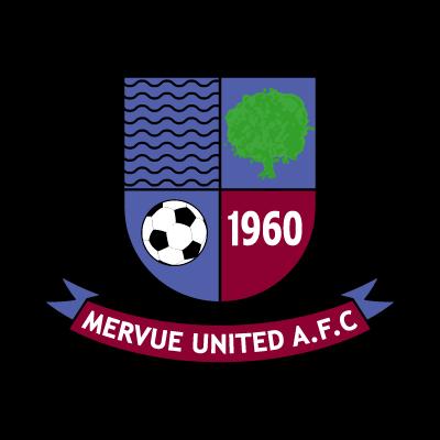Mervue United AFC logo vector logo