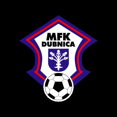 MFK Dubnica logo vector logo