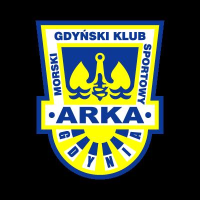 MGKS Arka Gdynia SSA logo vector logo