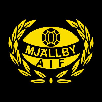 Mjallby AIF logo vector logo