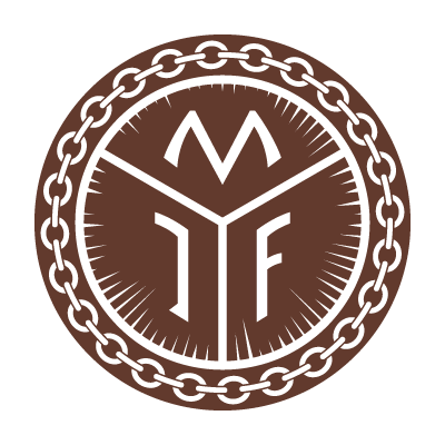 Mjondalen IF logo vector logo