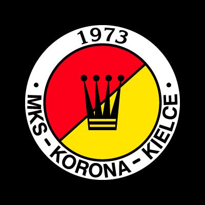 MKS Korona Kielce logo vector logo