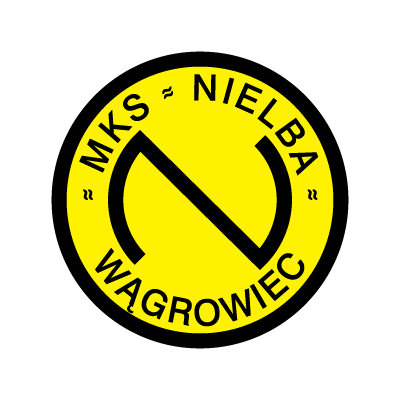 MKS Nielba Wagrowiec logo vector logo