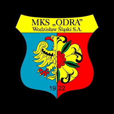 MKS Odra Wodzislaw Slaski SA logo vector logo