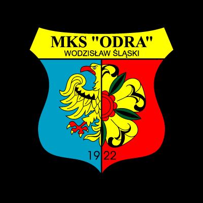 MKS Odra Wodzislaw Slaski logo vector logo