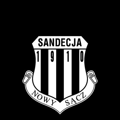 MKS Sandecja Nowy Sacz logo vector logo