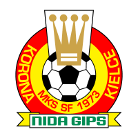MKS SF Korona Nida Gips Kielce (1973) logo