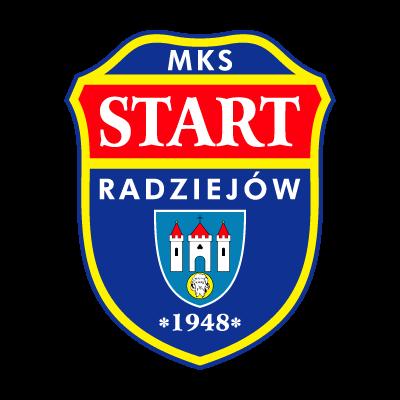 MKS Start Radziejow (1948) logo vector logo