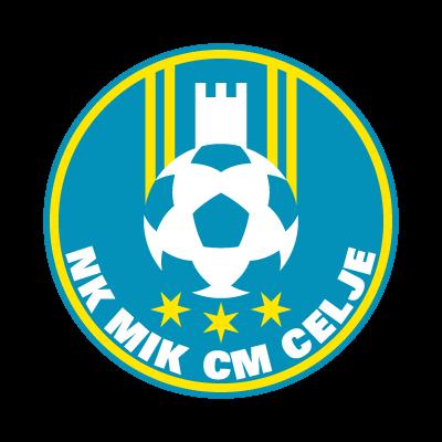 NK MIK CM Celje logo vector logo
