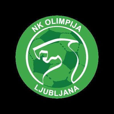 NK Olimpija Ljubljana logo vector logo