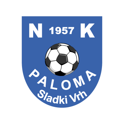 NK Paloma logo vector logo