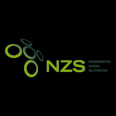 Nogometna zveza Slovenije (NZS) logo vector logo