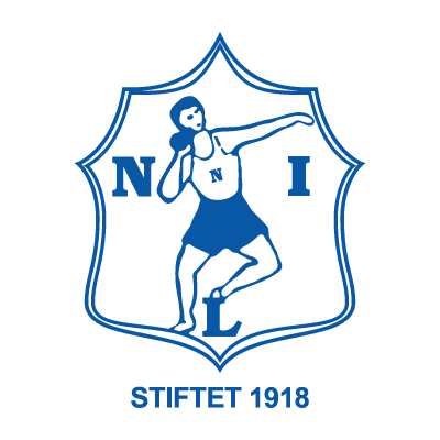 Nybergsund IL logo vector logo