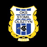OKS Stomil Olsztyn vector logo