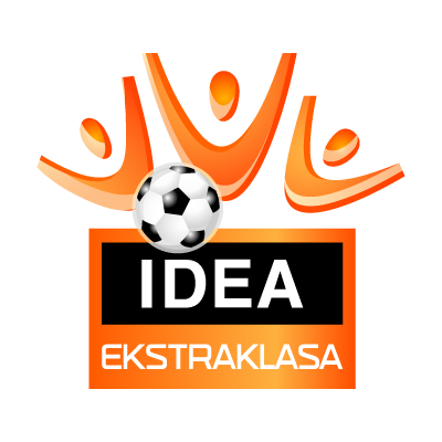 Orange Ekstraklasa (2007) logo vector logo