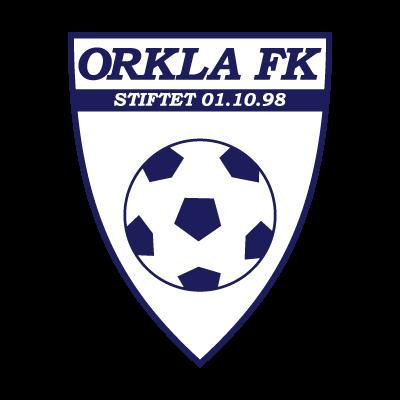 Orkla FK logo vector logo