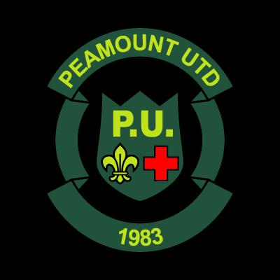 Peamount United FC logo vector logo