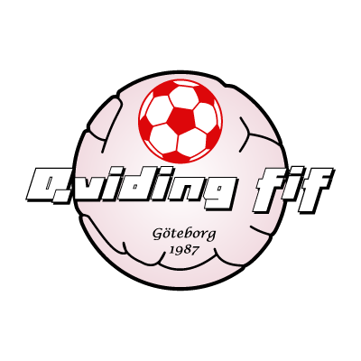 Qviding Frantorps IF logo vector logo