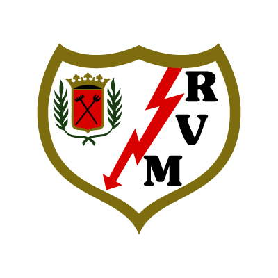 Rayo Vallecano de Madrid logo vector logo