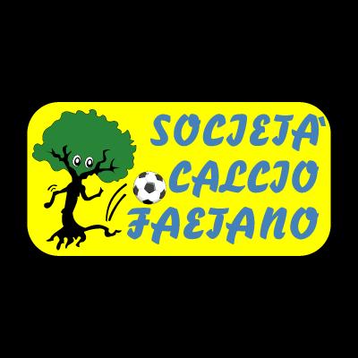 S.C. Faetano logo vector logo