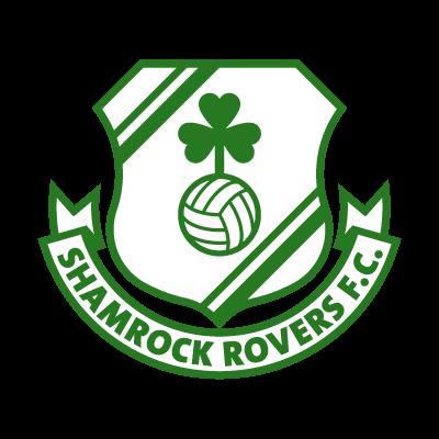 Shamrock Rovers FC logo vector logo