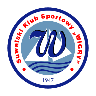 SKS Wigry Suwalki logo vector logo