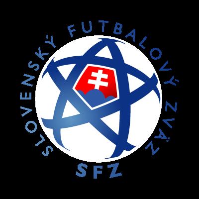 Slovensky Futbalovy Zvaz (2012) logo vector logo