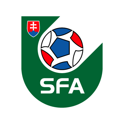 Slovensky Futbalovy Zvaz (SFA) logo vector logo