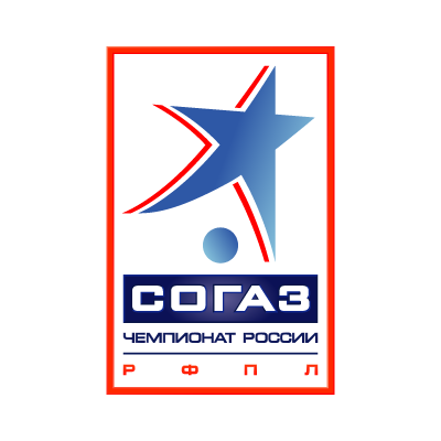 SOGAZ Russian Football Championship logo vector logo