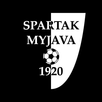 Spartak Myjava logo vector logo
