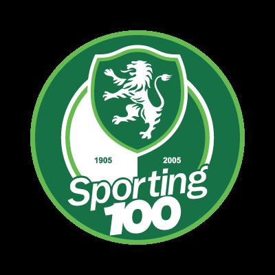 Sporting Clube de Portugal (100) logo vector logo