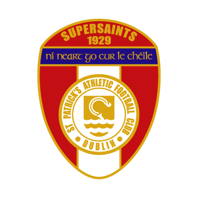 St Patrick's Athletic FC (Old) logo vector logo