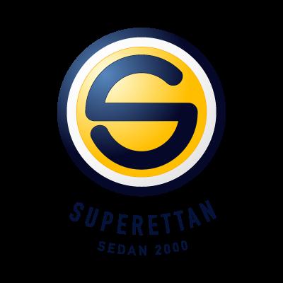 Superettan (2000) logo vector logo